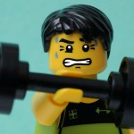 Weight training with intensity