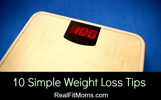 simple weight loss tips pdf