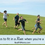 10 ways to fit in a run