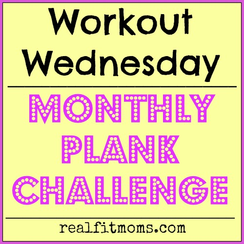 Monthly Plank Challenge