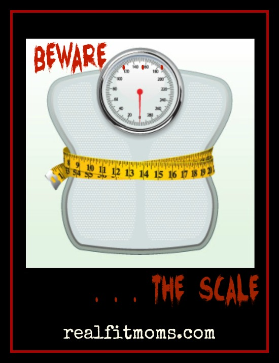Beware the scale