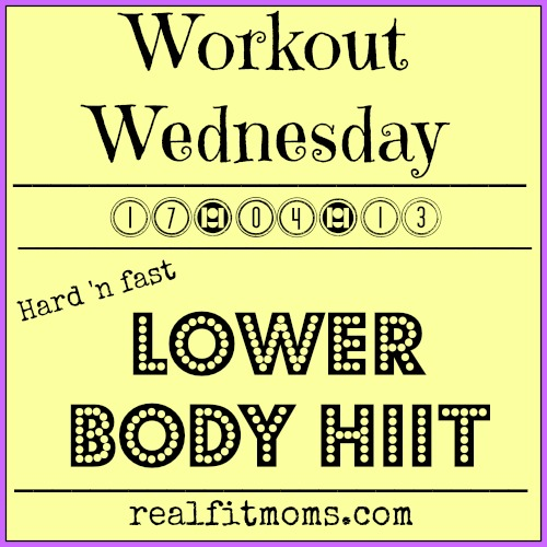 Lower Body HIIT .