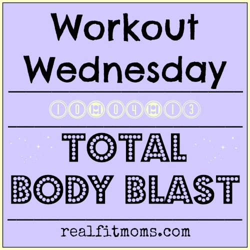 Workout Wednesday 100413